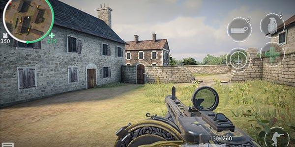 枪战射击游戏