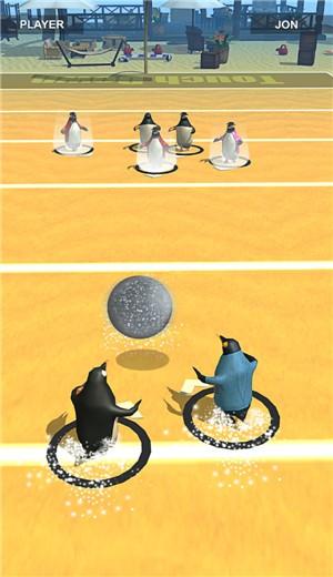 企鹅欢乐踢球截图