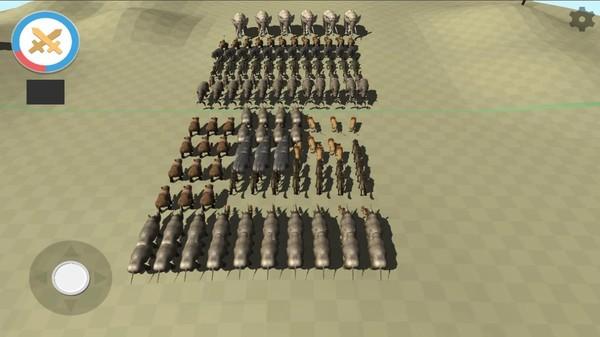 动物战争模拟器截图