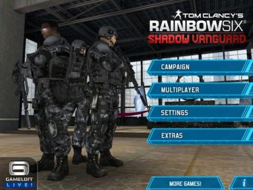 彩虹六号HD截图