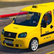 小型出租车模拟