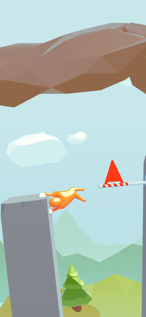 果冻人攀岩截图
