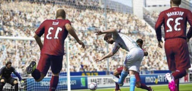 模拟足球射门截图