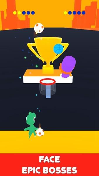 篮球竞赛3D截图
