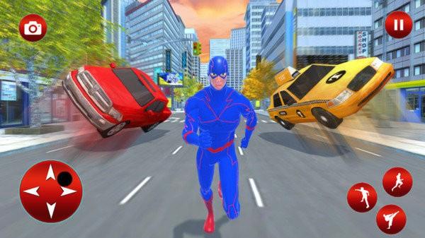 超级机器人闪电侠截图