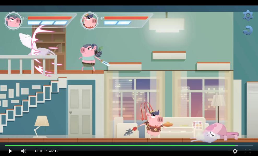 猪猪公寓2D官方网站截图