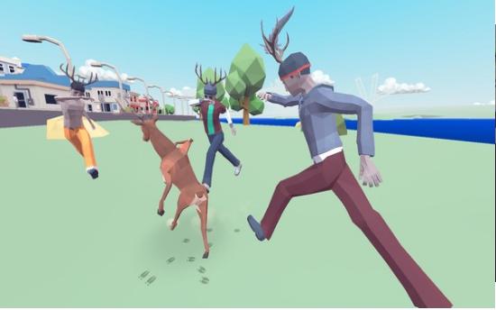 小鹿模拟器截图