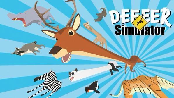 鹿模拟器截图