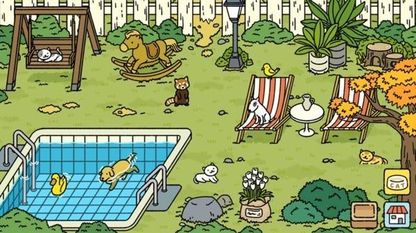 萌宠物语游戏截图