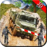 军队卡车3D模拟