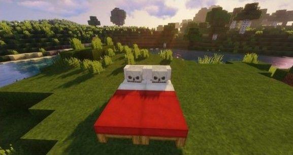我的世界豪华床建造办法 造床材料汇总