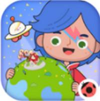 米加小鎮世界游戲