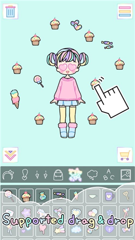 粉彩女孩2.4.3截图