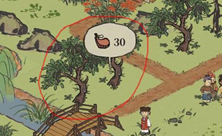 江南百景图树砍完了没皂荚怎么办 江南百景图刷新皂荚树方法
