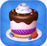 蛋糕层层叠游戏