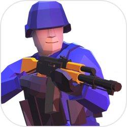战场模拟器枪战竞技3D