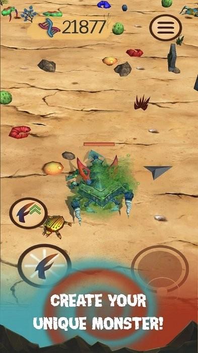 螃蟹大战截图