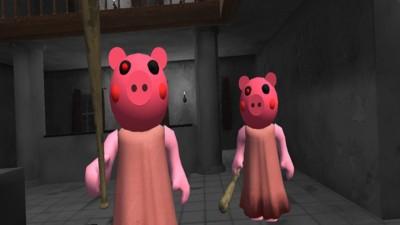恐怖小猪逃生截图