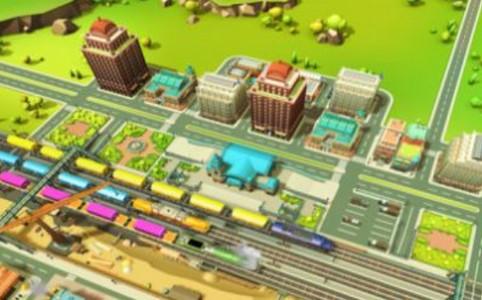 城市火车公司游戏截图