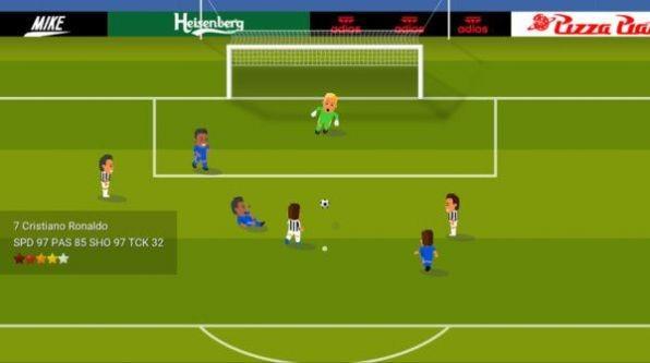世界足球王者手游截图
