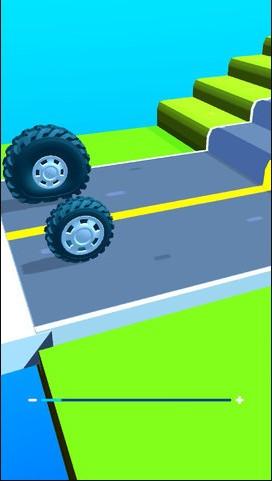 变形轮胎截图