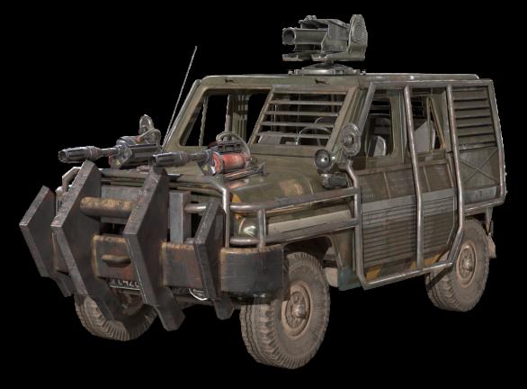 和平精英火力对决2.0载具汇总 全载具使用评测