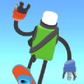 电能滑板巡航游戏