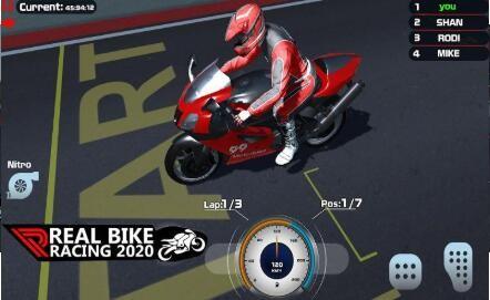极限摩托车2020截图