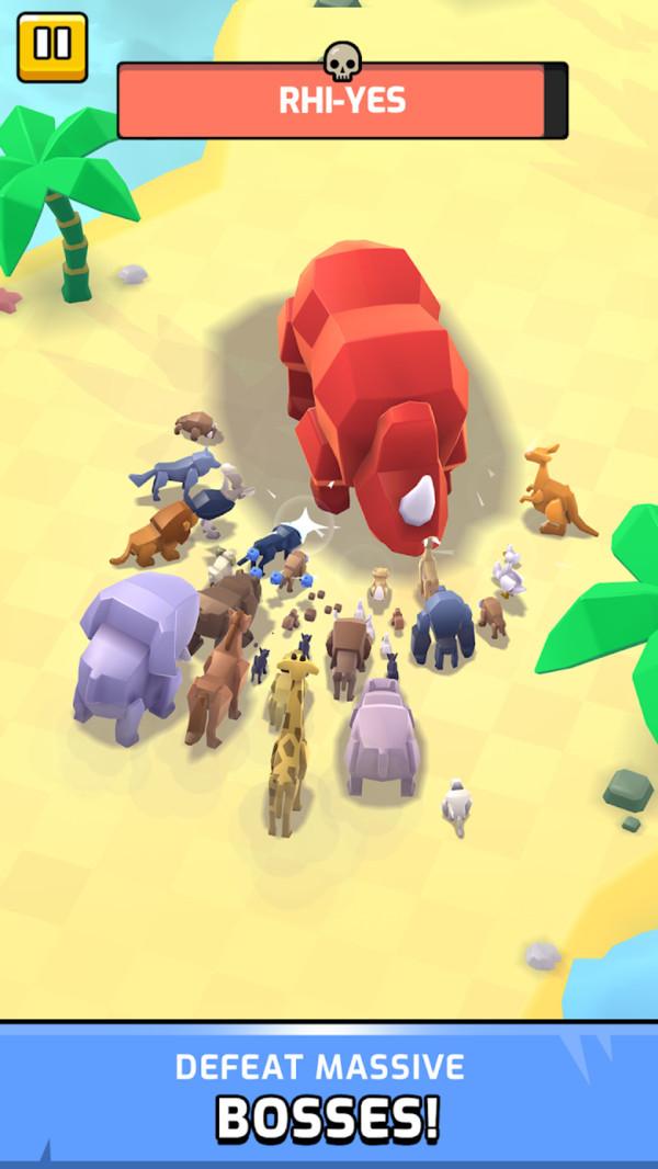 动物大混战截图