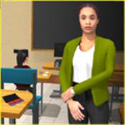学校教师模拟器3D
