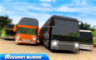 终极巴士驾驶模拟器中文版截图