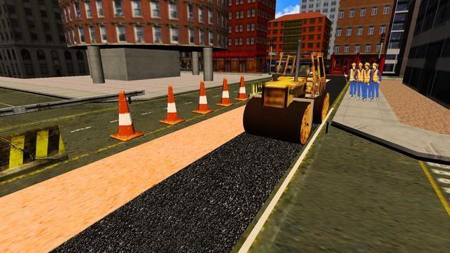 纽约市道路建设截图