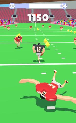 橄榄球3D截图