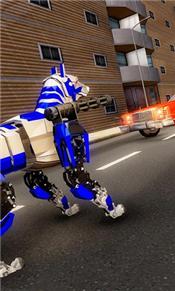 机器狗警察截图