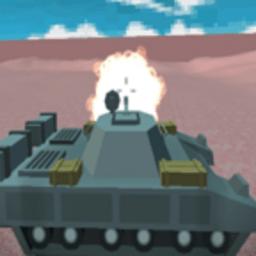 射击风暴车战争