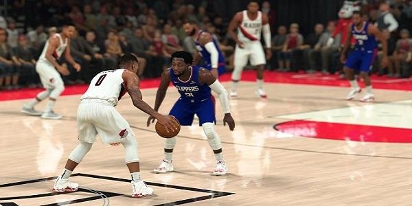 篮球竞技游戏