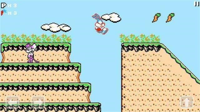 小兔子的冒险截图