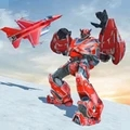 戰斗機改造機器人