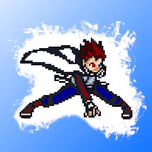超級動漫英雄忍者戰斗