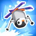企鹅滑雪场