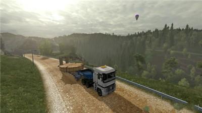 大型卡车驾驶手机版截图