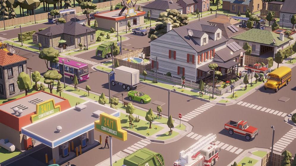 模拟小镇安卓版截图