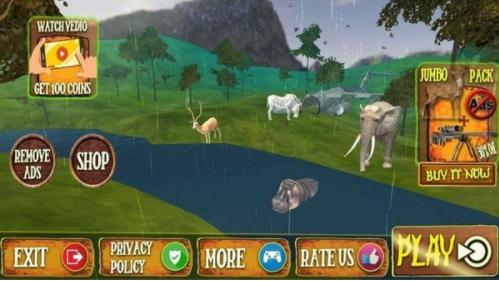 獵鹿人2020游戲截圖