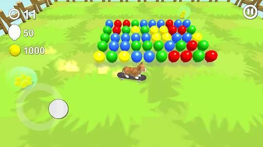 小狗与气球截图