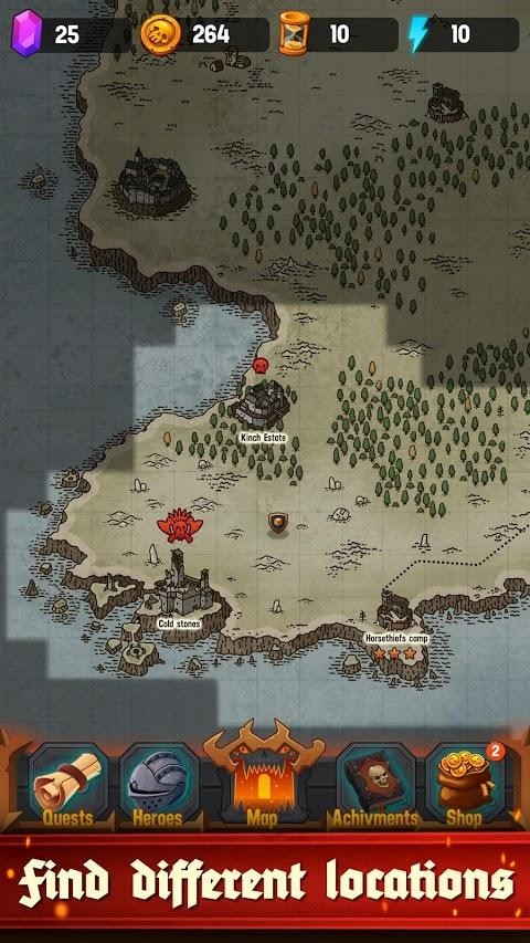 地牢英雄时代汉化版截图