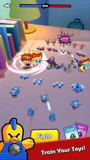 玩具之战游戏截图