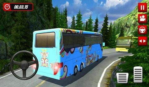 山间巴士截图