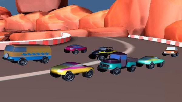 渦輪增壓玩具車截圖