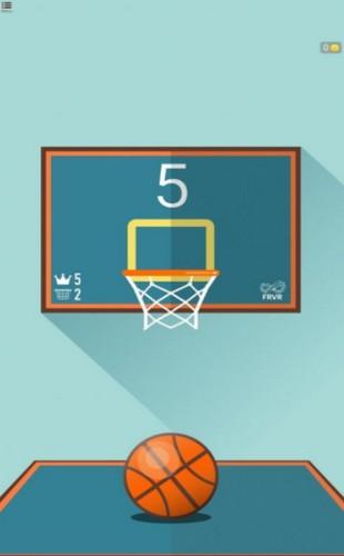 指尖篮球2020游戏截图