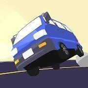 小型貨車漂移轉彎